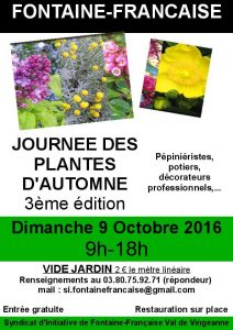 Affiche plantes 2016-2